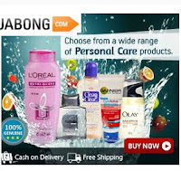 Jabong Beauty & Personal Care Upto 50% off & 5% off  : Buy To Earn