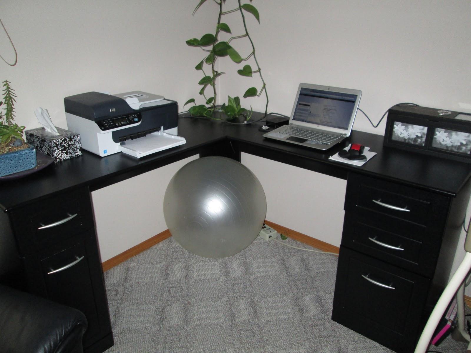 Altra Chadwick Collection L Desk Desk Design Ideas