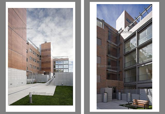 De arquitectura ignacio lliso julian manzano monis arquitectos architects viviendas de vpp - Listado arquitectos madrid ...