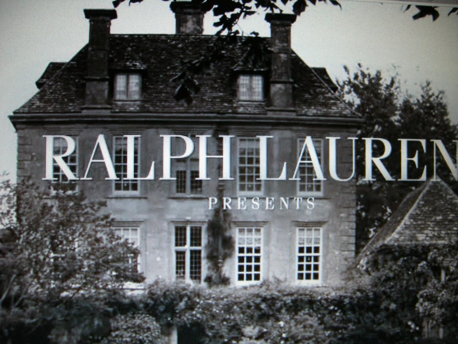 Catha tr s tr s chic linda cole o ralph lauren para casa a herdeira - Ralph lauren casa ...