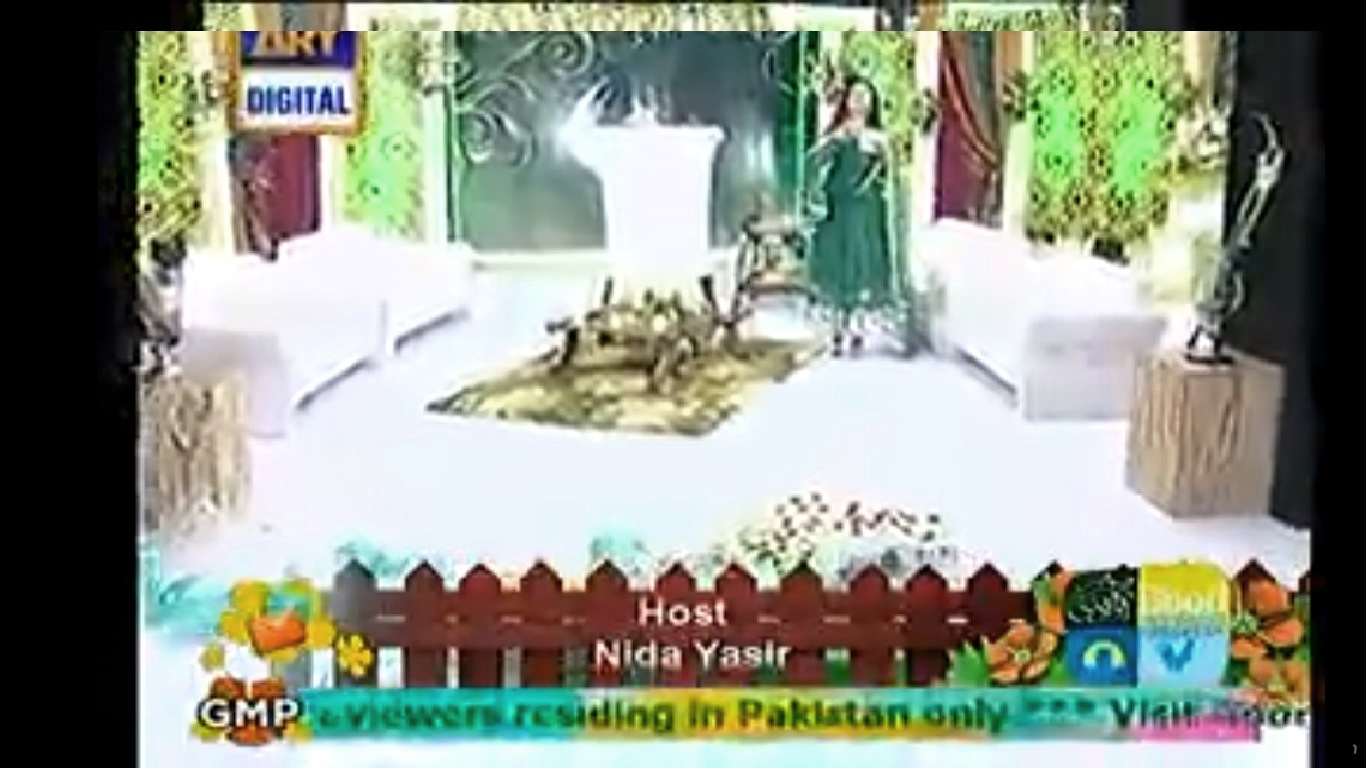 Good Morning Pakistan (14th August independence day special 2013)