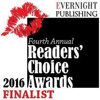 Readers' Choice Award Finalist 2016