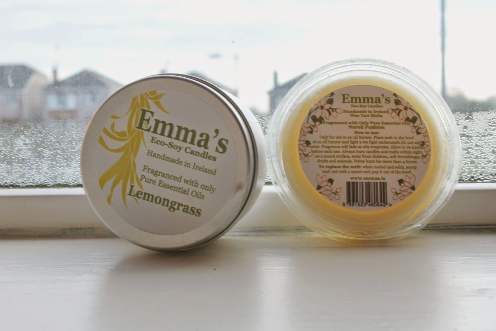 Emma's Eco-Soy Candles Review