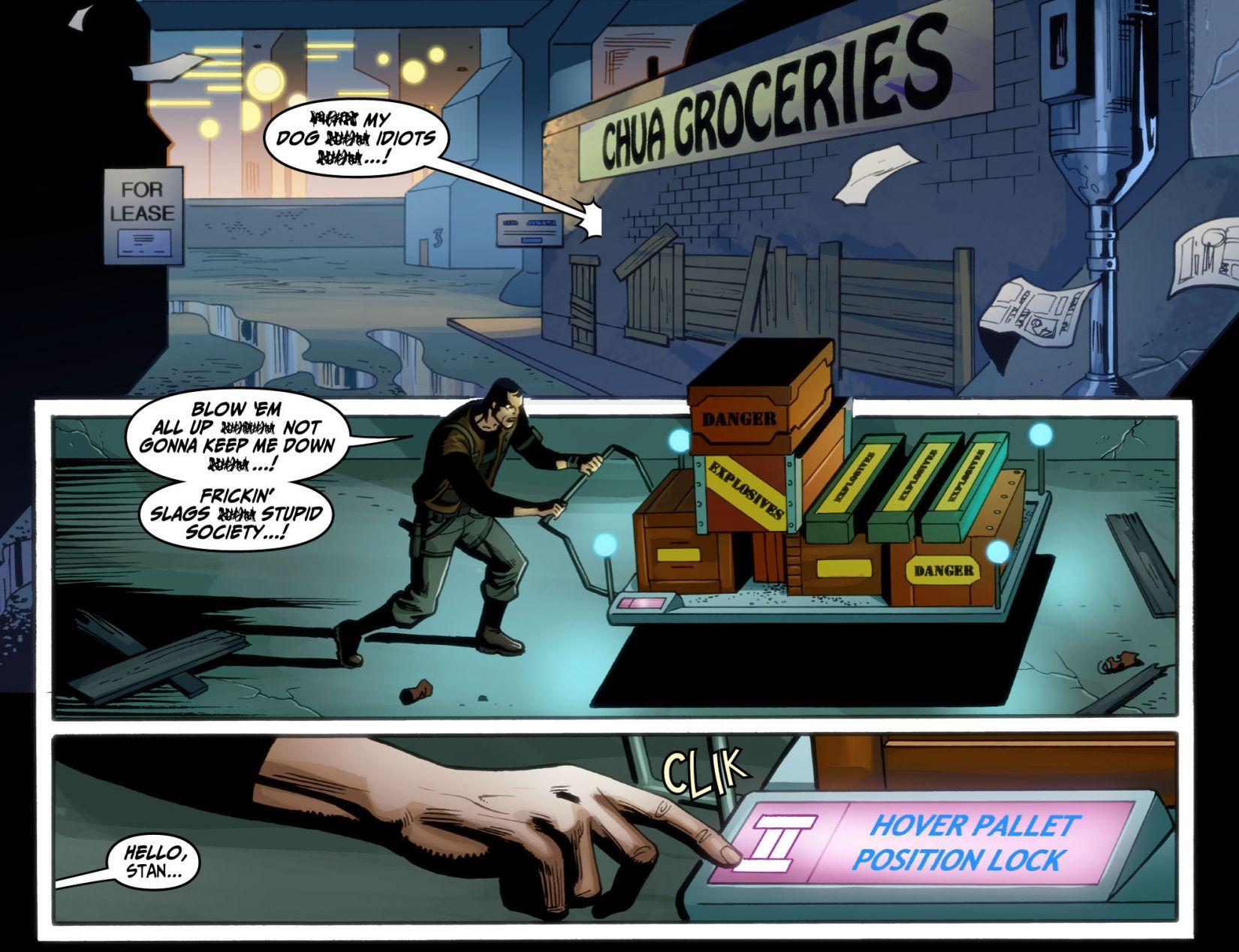 Batman Beyond (2012) Issue #6 #6 - English 3
