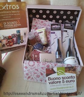 Glossy Box Novembre 2012 - recensione - review - prodotti