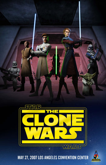 Star Wars : The Clone Wars Saison 3 VF [22/22] [MEGAUPLOAD]