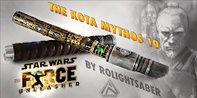 The Rahm Kota 19 Lightsaber