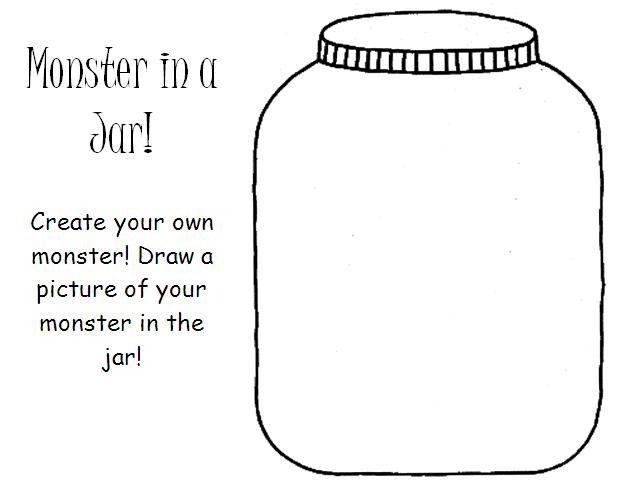 Bug Jar Template Download