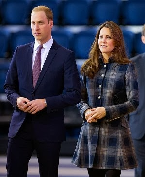 William and Kate Attend Church Near Balmoral