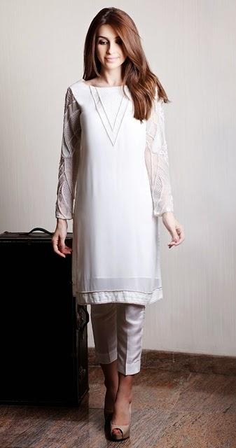 Natasha Kamal Fancy Formal Dresses 2014