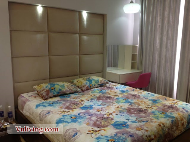 Tropic Garden in Nguyen Van Huong for rent 3 bedrooms apartment