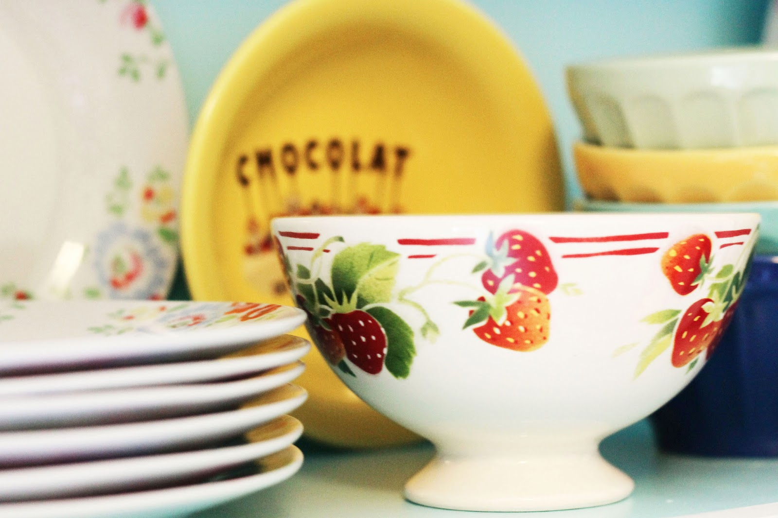 A Sort Of Fairytale: I Never Met A Strawberry I Didn\'t Like...
