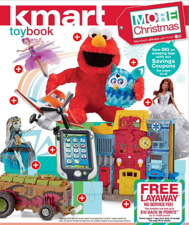 Target Toy Book 2013 : My military mommy kmart holiday toy book deals end