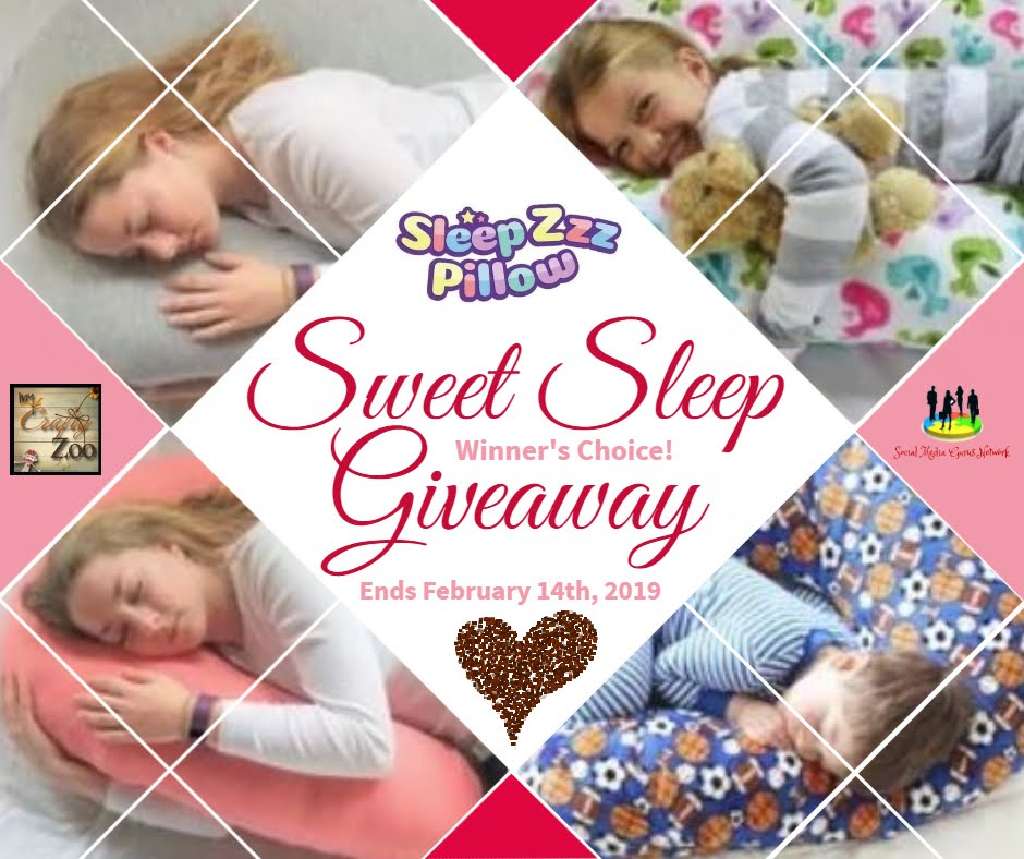 Sweet Sleep Giveaway