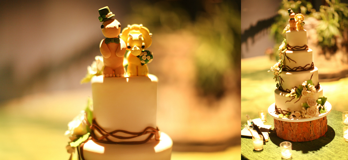 Orlando Science Center: Sara and Scott\'s Gorgeous Green Wedding