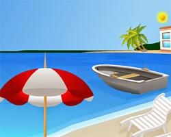 Juegos de Escape Beach House Escape 4