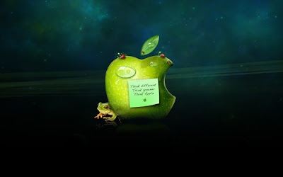 Funny Apple Wallpapers
