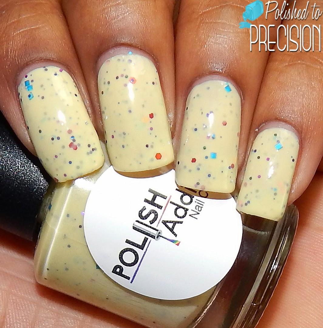 Polish Addict Nail Color Chickadees