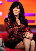 Cher on 'The Graham Norton Show'