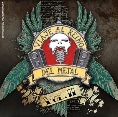 VIAJE AL REINO DEL METAL Vol.II