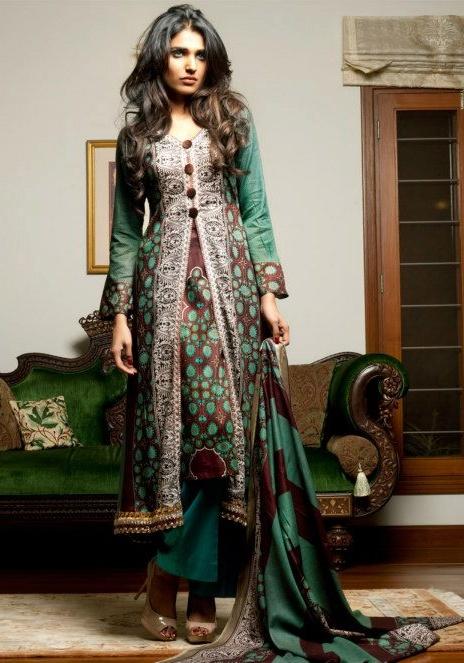 Libas Collection 2013 Magazine | Shariq Textiles Libas Ladies Choice