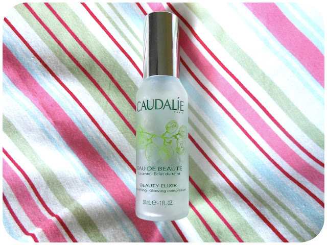 Caudalie Beauty Elixer Blog Review