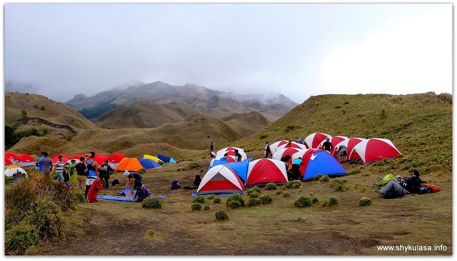 Camp 2, Mt Pulag