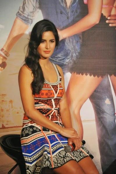 Katrina Kaif During Bang Bang Video Launch