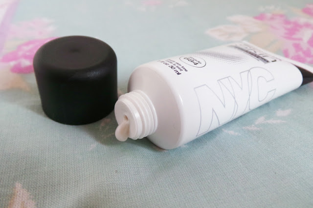 NYC Smooth Skin Perfecting Primer Review & Swatches