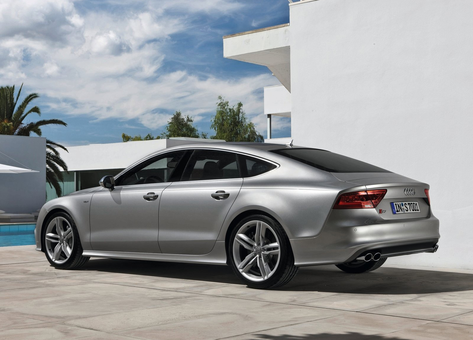 audi s7 hd wallpapers the world of audi. Black Bedroom Furniture Sets. Home Design Ideas