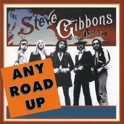 The Steve Gibbons Band - Any Road Up 1976 (UK, Pop-Rock)