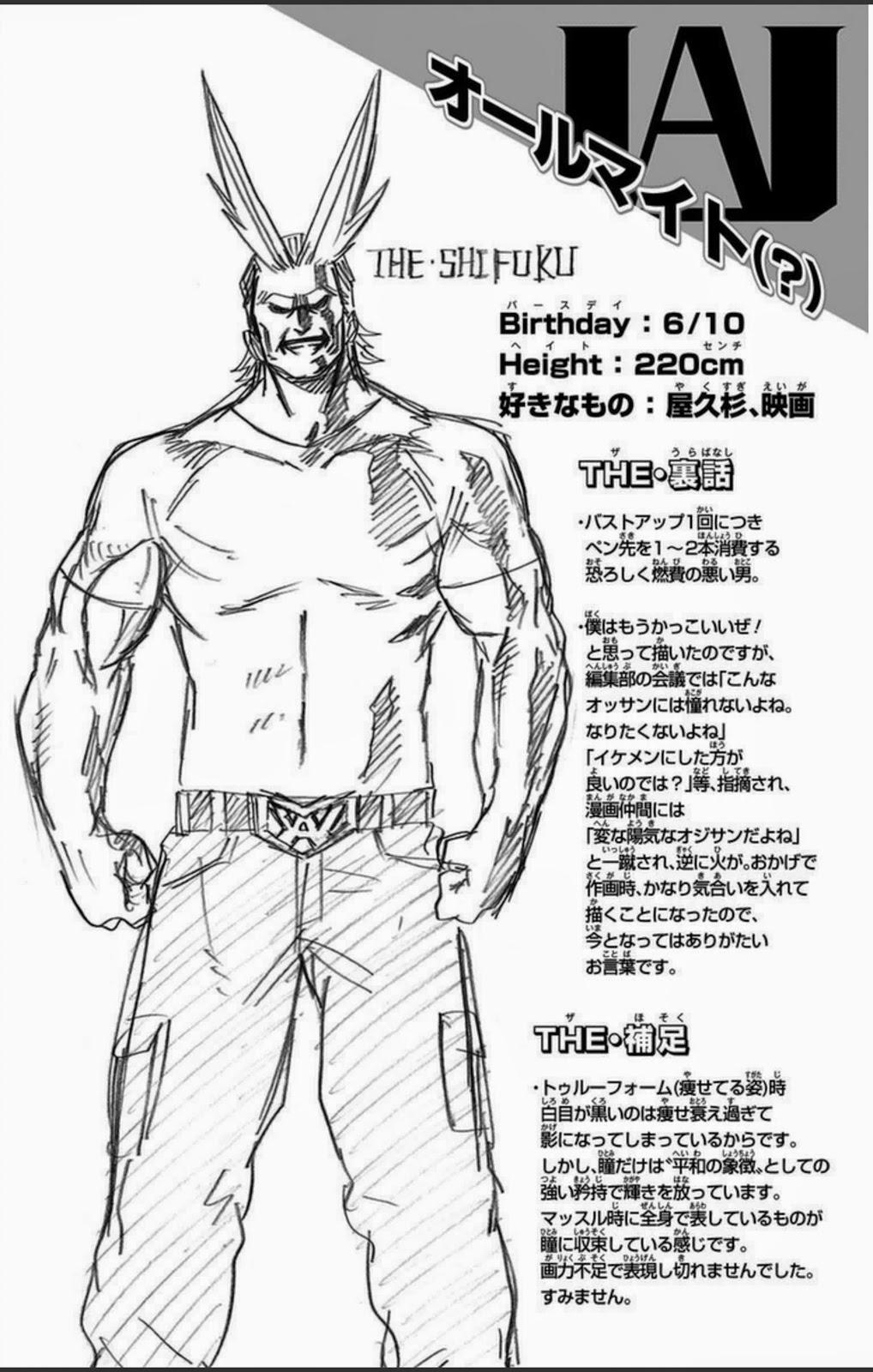 inside story of boku no hero academia