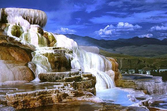 Yellowstone National Park - Beautiful view