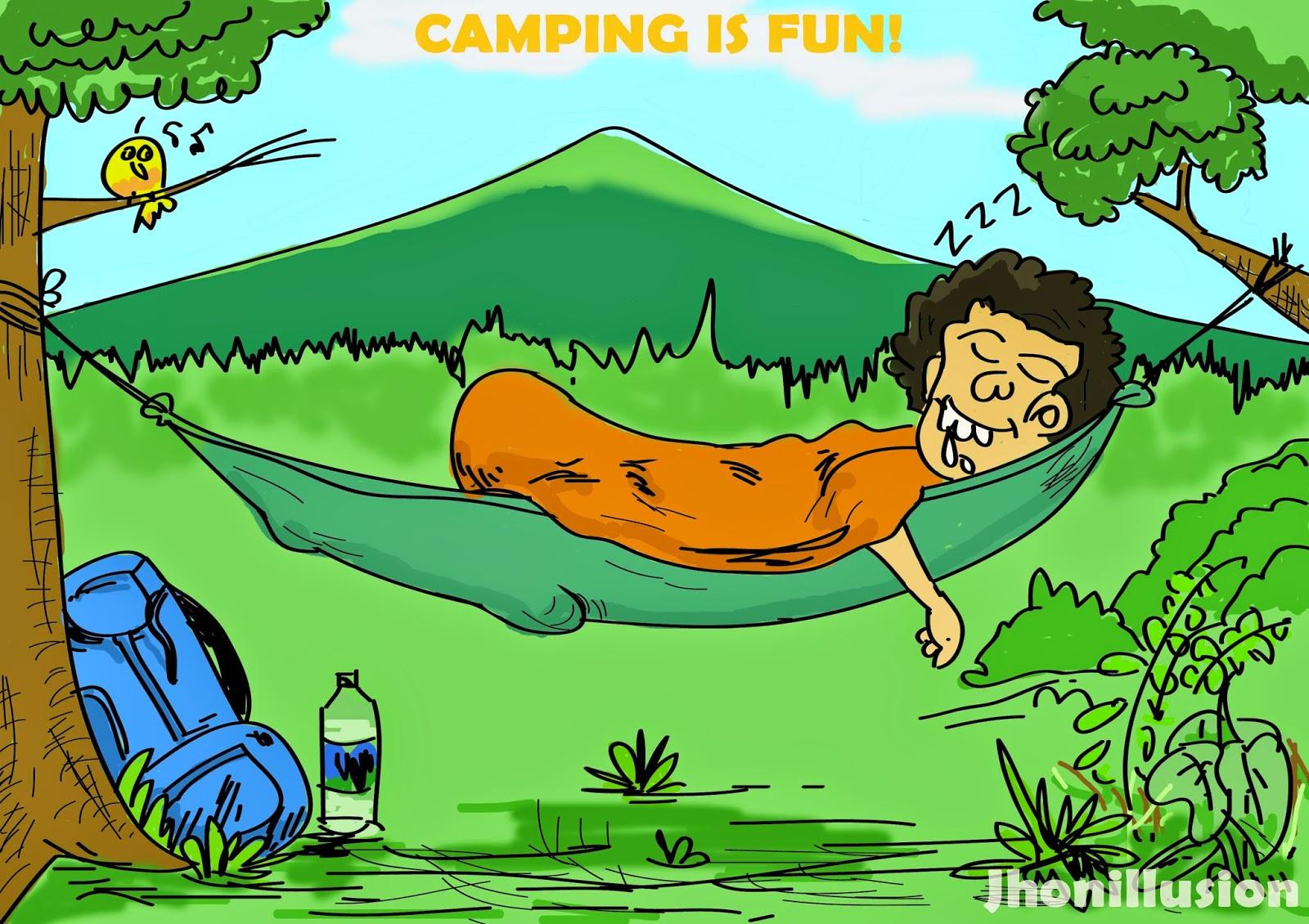 Akhir tahuh telah tiba Saatnya packing Bagi yang suka menghabiskan liburan di outdoor ruangan terbuka tentu berkemah salah satu kegiatan yang akan