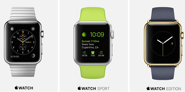 Fitur Apple Watch
