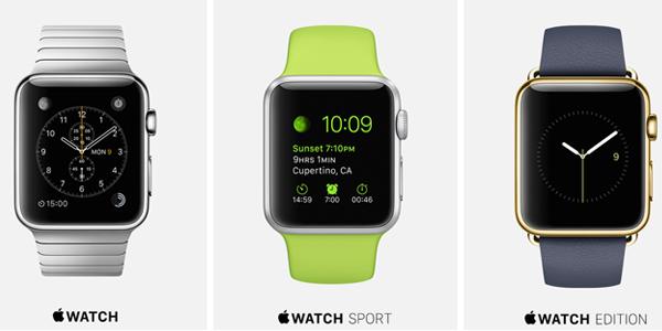 Fitur Apple Watch