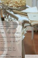 <strong>Corso di tecnica shabby a Roma sabato 6 febbraio 2016<strong></strong></strong>