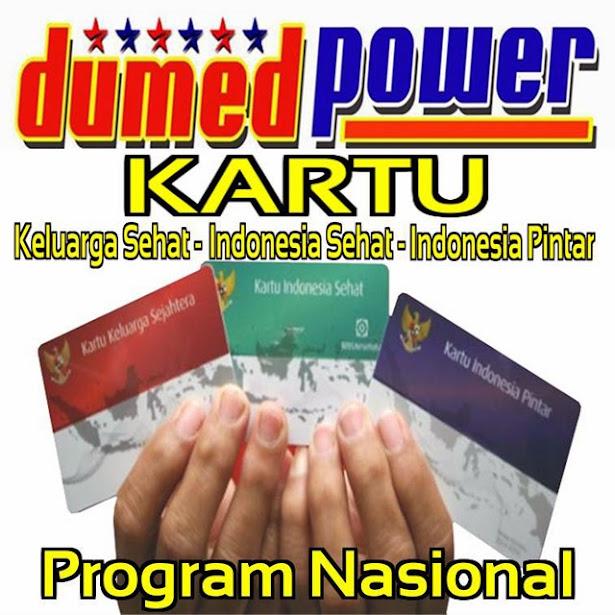 Program Nasional Jokowi-JK : Kartu Indonesia Pintar KIP, Kartu Indonesia Sehat KIS dan Kartu Keluarga Sejahtera KKS
