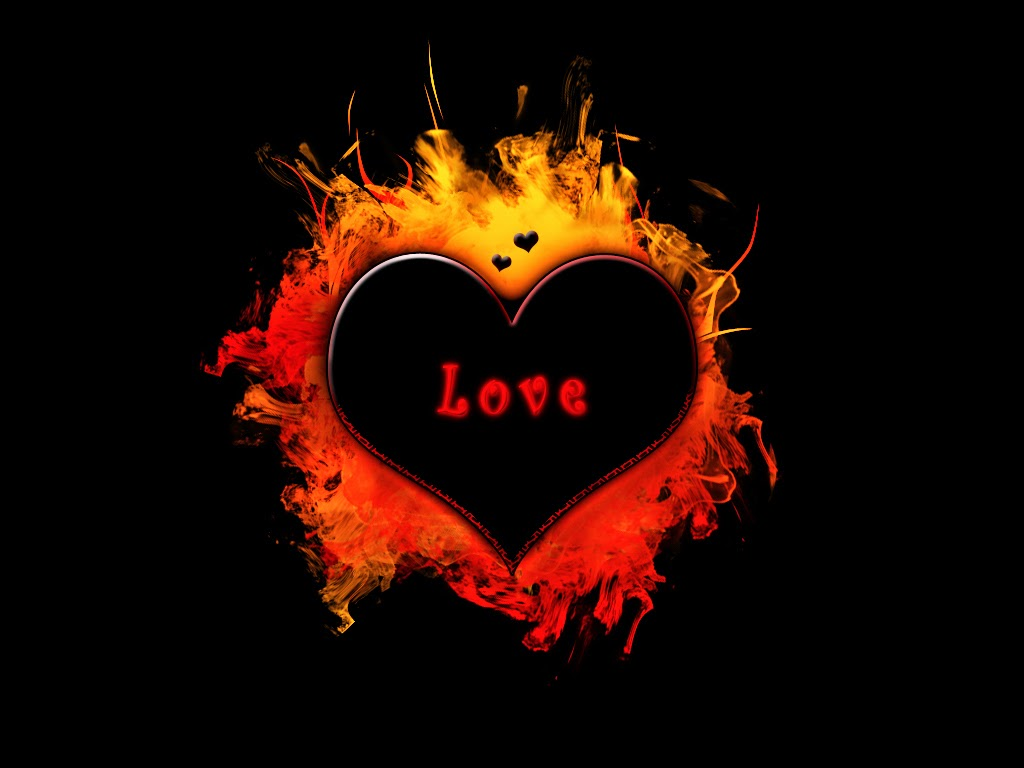 trái tim love
