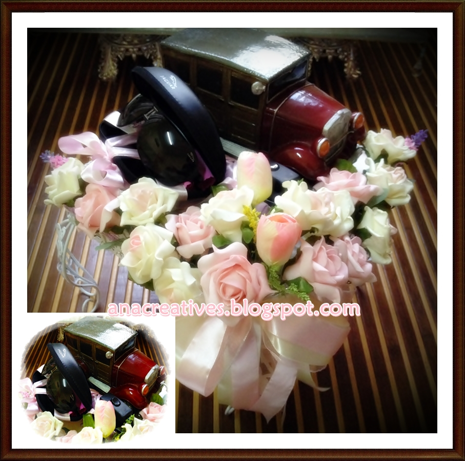 Wedding Gift Articles Chennai : ... Gifts For All Occasion: Sweet Soft Pinky Wedding Gift: Gubahan
