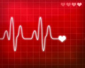 ECG sinus heart