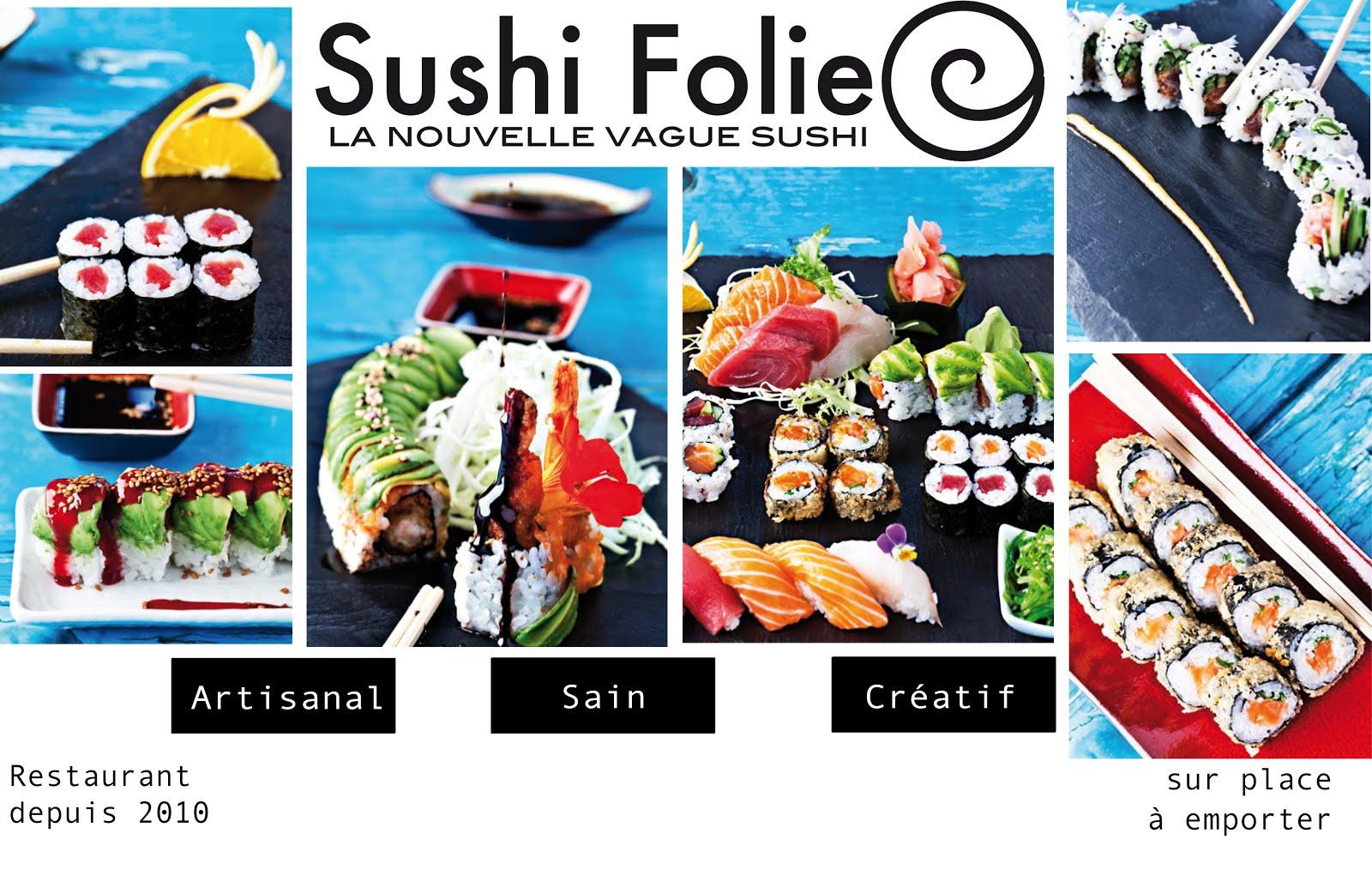 Sushi Folie - Ile de Ré