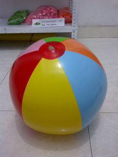 bola pantai 30 cm