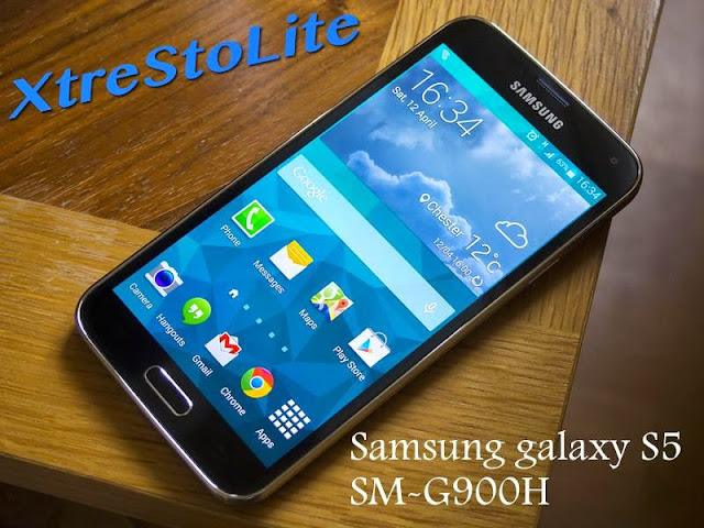 Xtrestolite Custom rom for samsung galaxy s5 SM-G900H