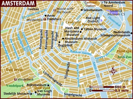 Amsterdam Tourism Amsterdam Hotels