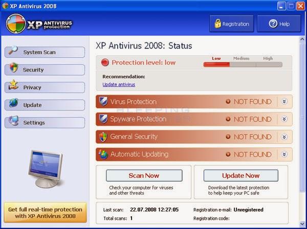 4 Tips Tetap Aman Menggunakan Windws XP