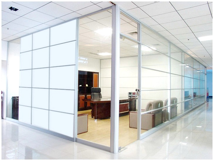 Glass Door Malaysia: Office Glass Partition Design Reference