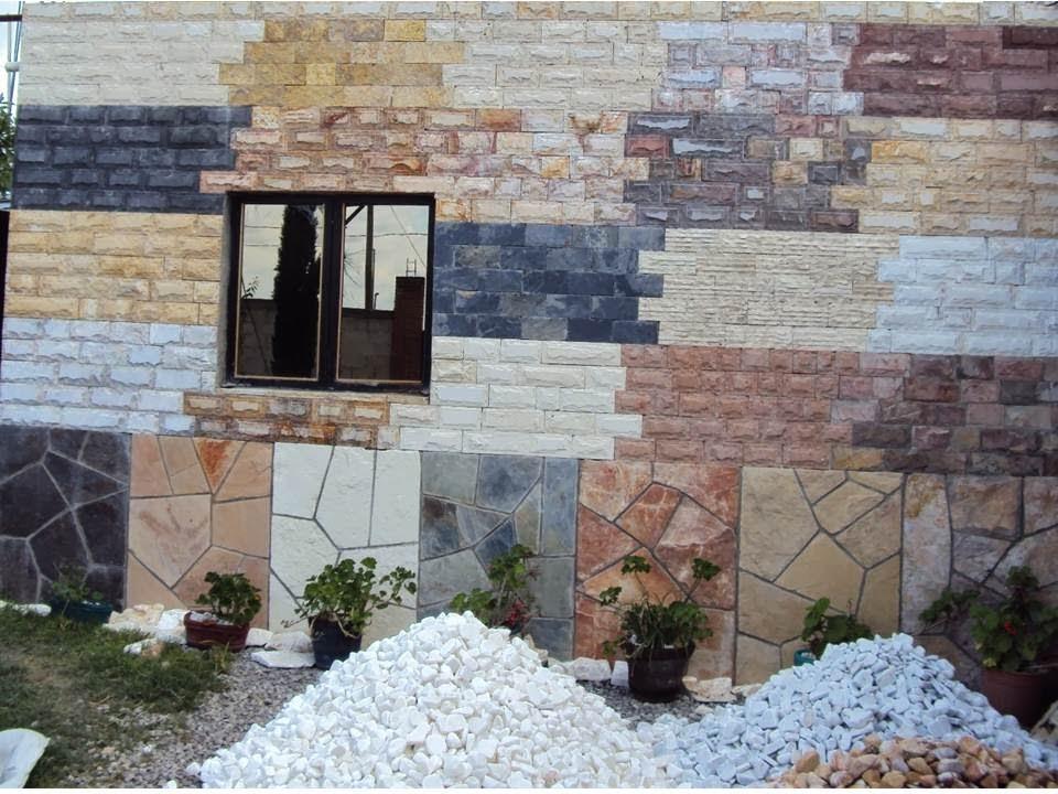 Piedras decorativas le n for Piedra marmol blanca