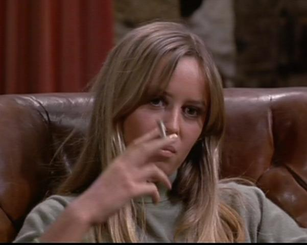 Susan George in Straw Dogs (1971)