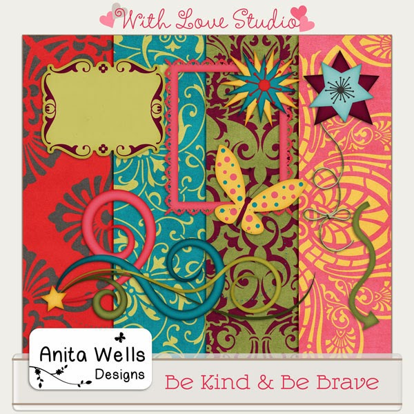 With Love Studio Blog Hop and New Release Bundled Up